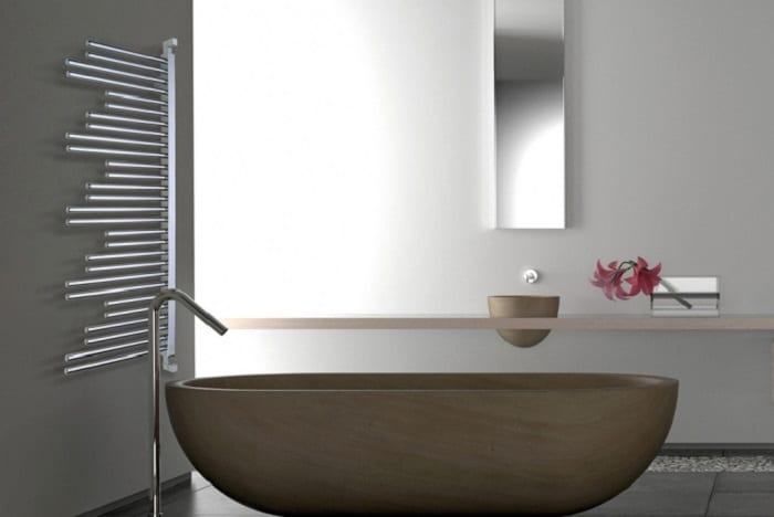 Innovative Hydraulic Towel Warmers from Deltacalor
