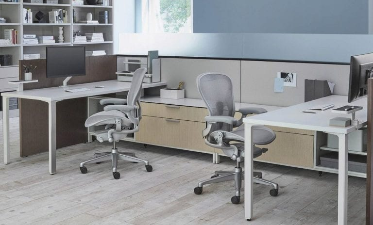 Herman Miller Chair, Office and Desks