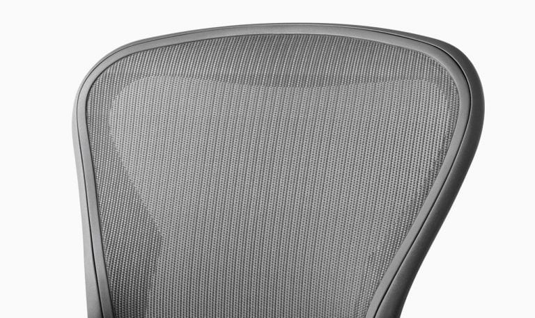 Herman Miller Chair Materials