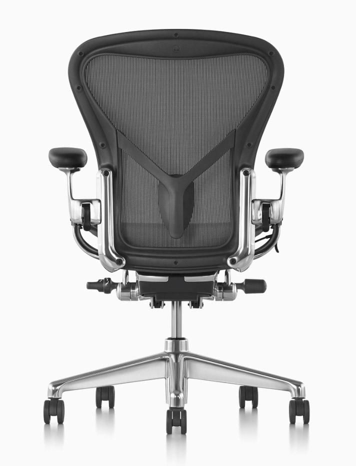 Herman Miller Aeron Chair Back Design