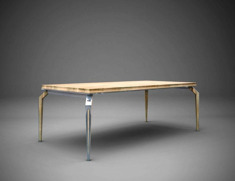 Dyle Bespoke Dining Table Essence