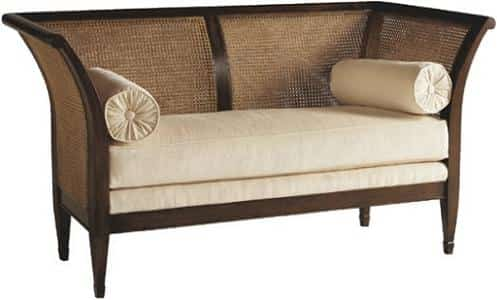 Baker Traditional Furniture Neoclassic Settee