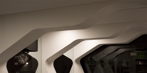 Cool Ceiling Shapes