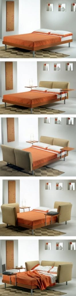 Freedom Bed By ItalyDesign