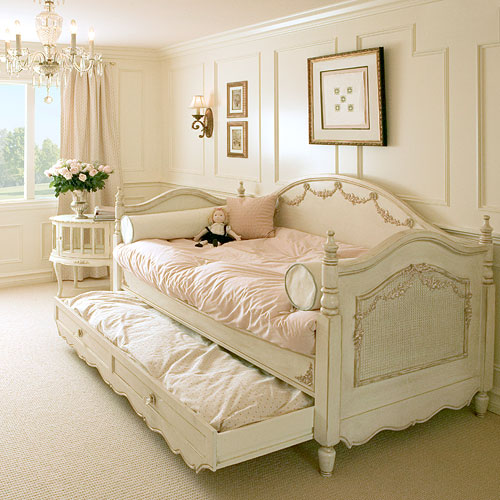 Girls Room Bed Ideas