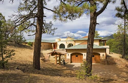 House in New Mexico
