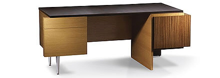 Modern Office Desk by Gary Hutton