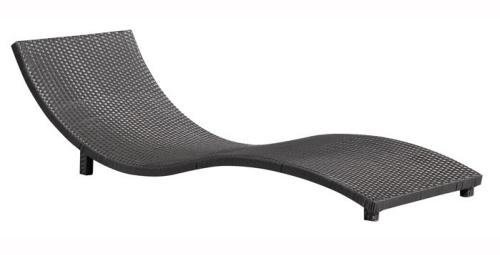 Modern Outdoor Chaise
