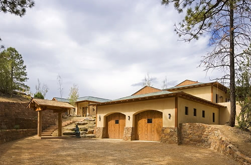 New Mexico Home
