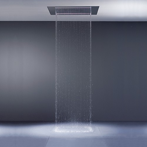 Soothing Natural Rain Showerhead by Dornbracht