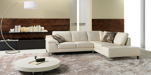 Sigma Living Room Sectional by Natuzzi