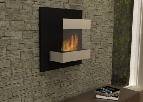 Small Fireplace No Venting