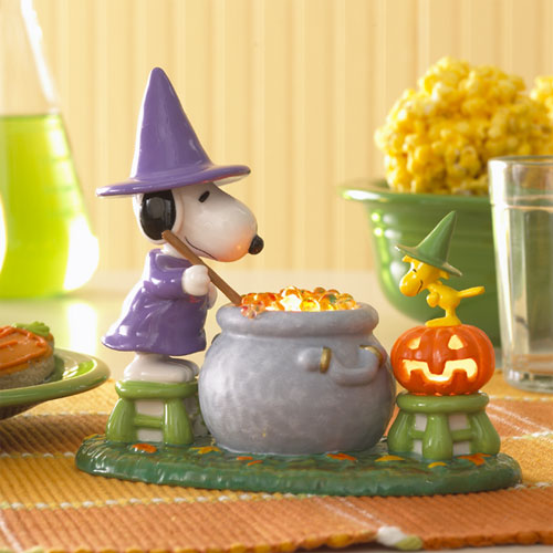 Snoopy's Special Brew Department 56 Halloween Peanuts