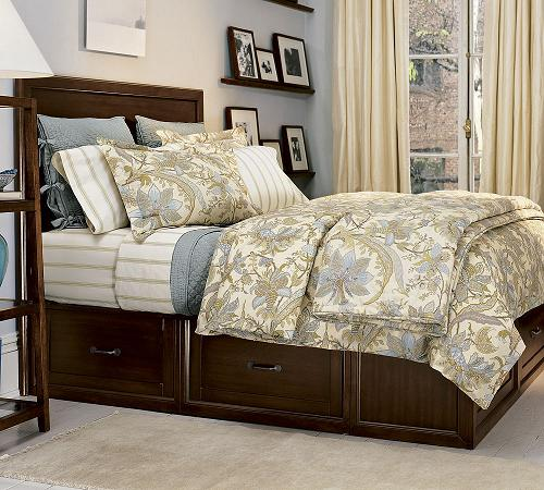 Stratton Storage Bed Pottery Barn