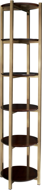 Baker Furniture Tower Etagere