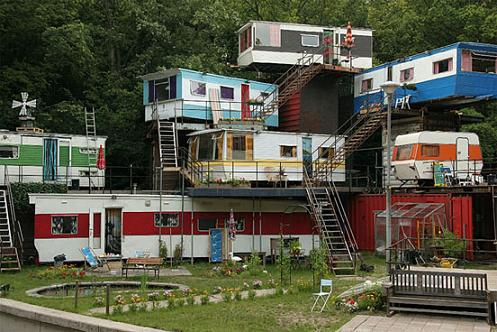 Trailer Mansion