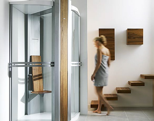 Tylo Felicity Steam Shower
