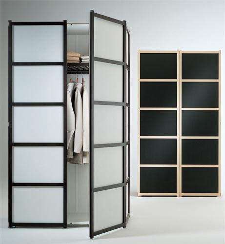 Zen Bedroom Wardrobes