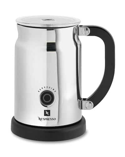 Electric Cappucino Milk Frother from Nespresso