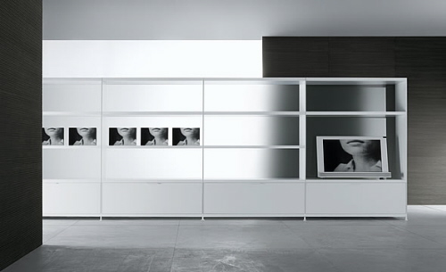 super modern shelving systems