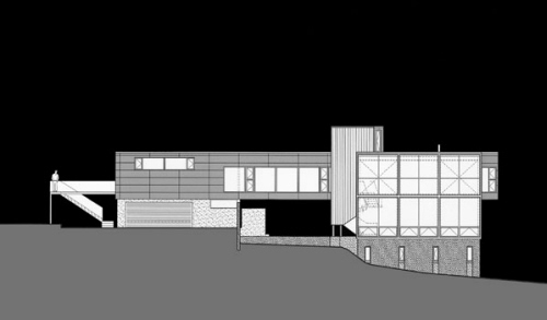 drawing 3 of house