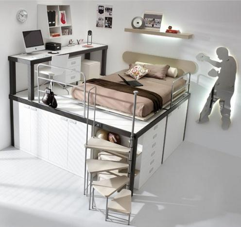 loft beds for children
