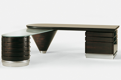 modern executive desks and return giorgetti italian furniture