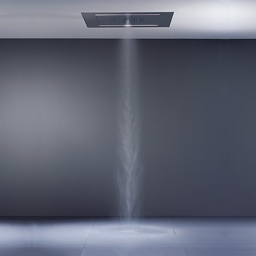 showerhead natural rain