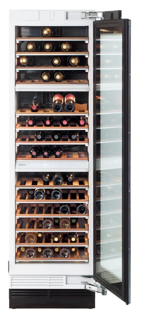 24 Inch Wide Wine Cooler By Miele