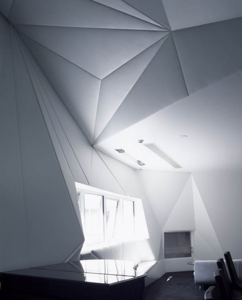 unique ceiling shapes and designs