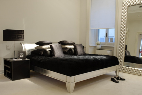 versace pasha bedroom design
