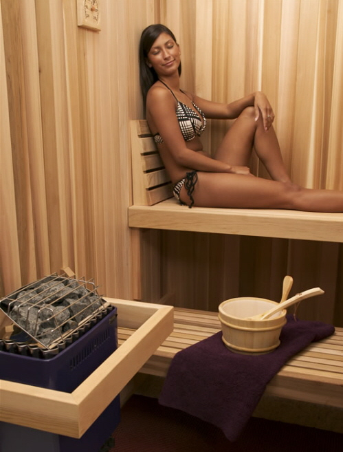 AVALON RESIDENTIAL HOME SAUNAS