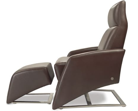 American Leather Clever Leather Recliner