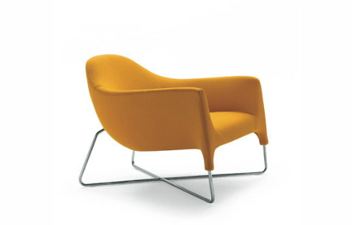 BALI CONTEMPORARY LOUNGE CHAIR CARLO COLOMBO