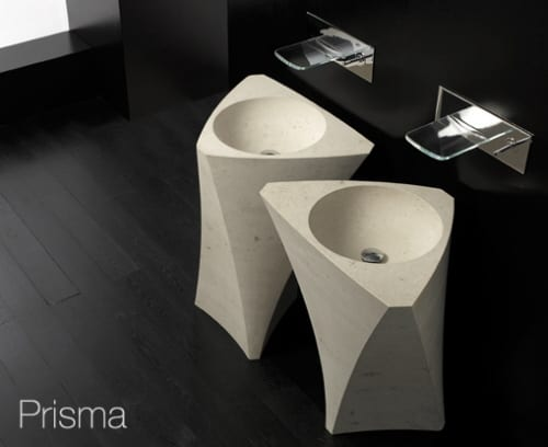 Modern Sinks and Vanity Stands by Bandini