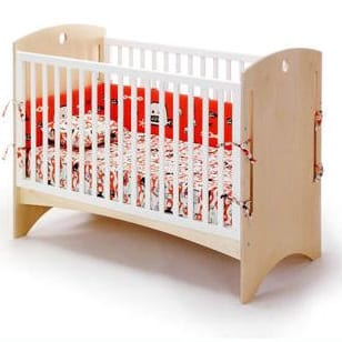 BEBE 2 BABY CRIB NURSERY FURNITURE BY OFFI.jpg