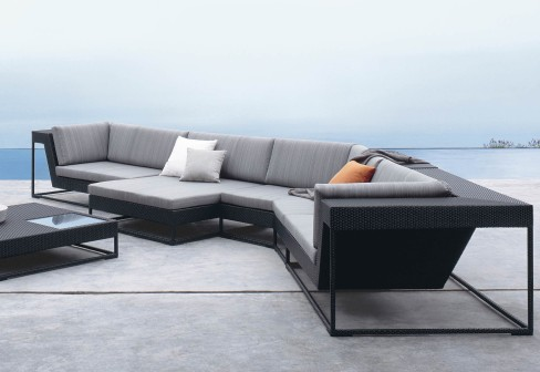 CONTEMPORARY OUTDOOR SEATING AND PATIO FURNITURE