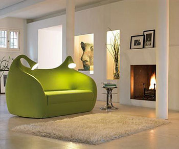 the latest 7e8b1 704d5 The Coolest Sofa Bed on the Block