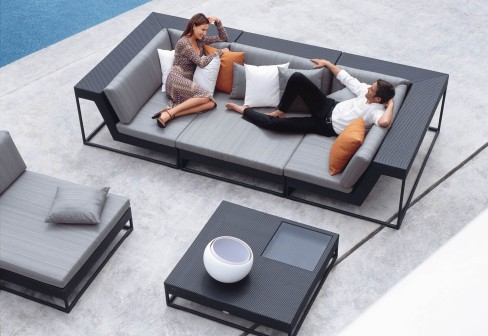 DEDON ZOFA MODERN OUTDOOR AND PATIO FURNITURE