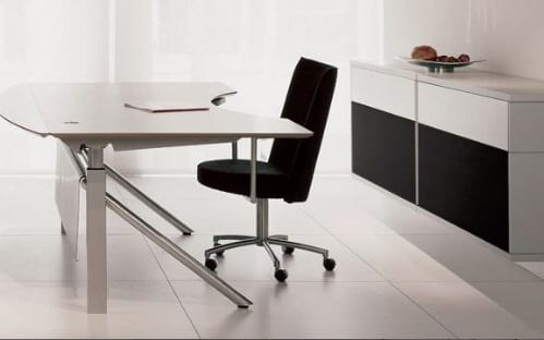 FOUR DESIGN MOVENTI MODERN DESK AND OFFICE FURNITURE