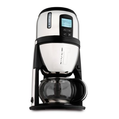 Fine T 4-Cup Gourmet Tea Machine Tea Brewer
