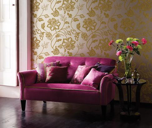 HARLEQUIN FABRICS AND WALL COVERINGS