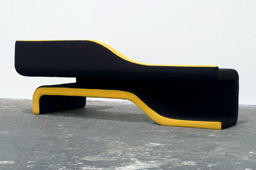 HUNTING LINES ULTRA MODERN CHAISE LOUNGE