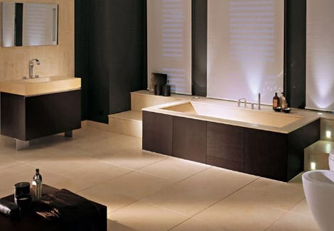 I CONCI ITALIAN MODERN BATHROOM TUBS AND SINKS