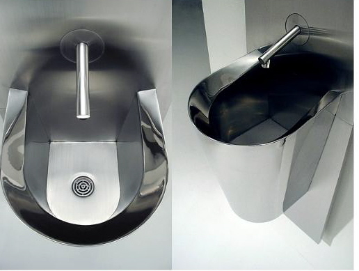 JAPANSES MODERN STAINLESS STEEL SINKS AND BATHTUBS TOYO KITCHENS