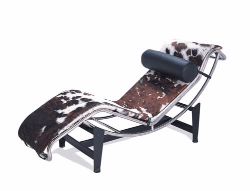 Le Corbusier Chaise Lounge mid-century modern furniture