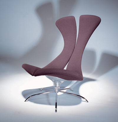 CW1 : Another Modern Chair by Charles Wilson