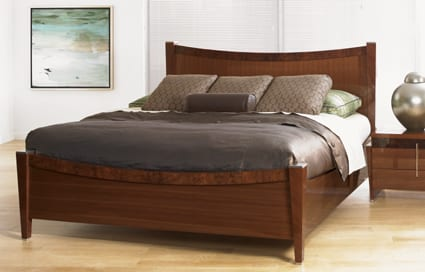 NICLOE MILLER CONTEMPORARY BED FURNITURE