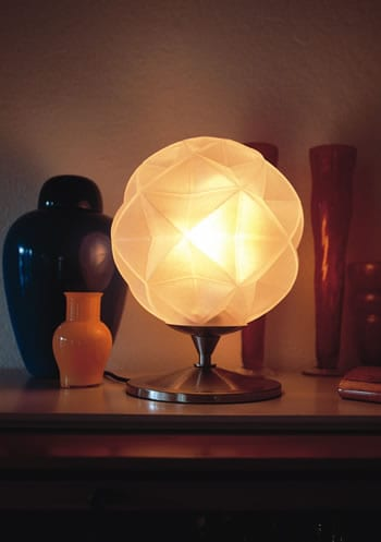 Planet Lamp by Massimo