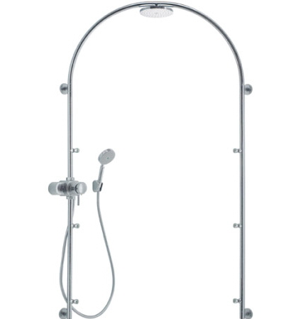 Shower Arc : Multiple Head Shower System from Hansgrohe